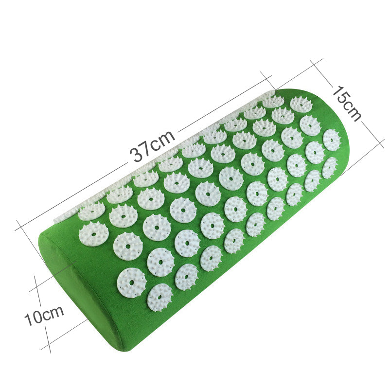Acupressure Mat Body Pain Acupuncture Spike Yoga Mat with Pillow