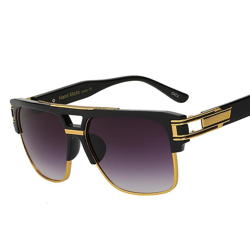 Sunglasses Classic Retro Vintage UV400 For Women, Men