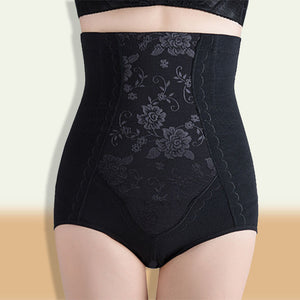 High Waist Girdle Body Shaper Underwear Slimming Tummy Knickers Panties
