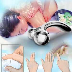 3D Roller Massager 360 Rotate Thin Face Full Body