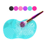 Makeup Brush Cleaner Pad (Set of 2)