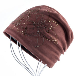 Beanie Bonnet Autumn And Winter Caps Hip-hop