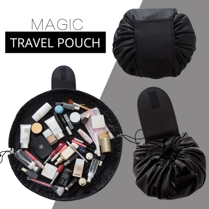 Drawstring Lazy Makeup Bag Magic Cosmetic