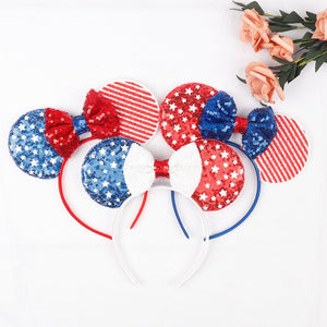 Hair Accessories 4th of July Headband for Girls