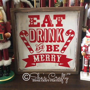 Eat Drink & Be Merry Kit
