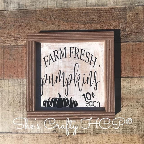 Farm Fresh Pumpkins 10cents Kit
