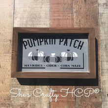 Pumpkin Patch Kit