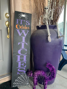 It's October Witches Kit
