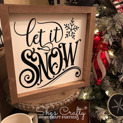 Let it Snow Kit