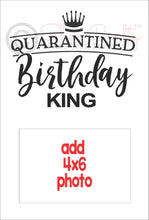 Quarantine 8x12 Kits w/ Photo Clip Choose from 14 New Designs!