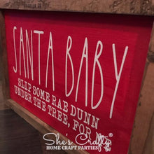 Santa Baby Customizable Kit