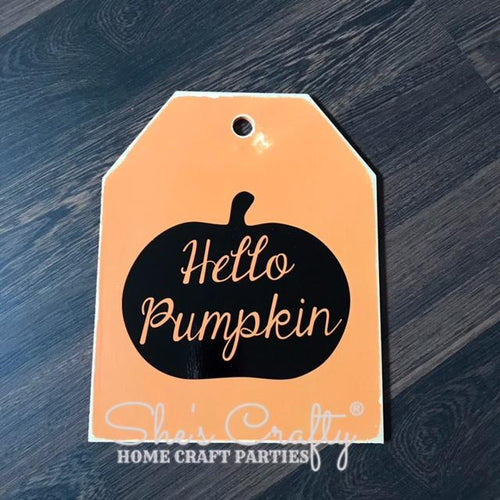 Harvest Door Tag Kit