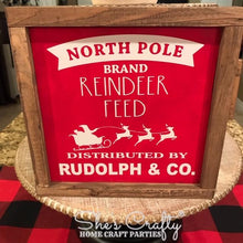 North Pole Brand Kit