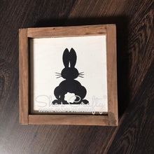 Easter Bunny Silhouette Kit