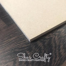 Custom Double Sided Thin MDF Kit Order