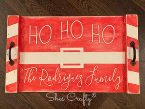 Ho Ho Ho Family Tray Kit