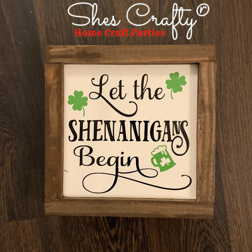 Let the Shenanigans Begin Kit