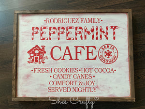 Family Peppermint Cafe Kit