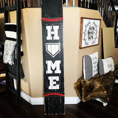 Home Base Porch Sign Kit