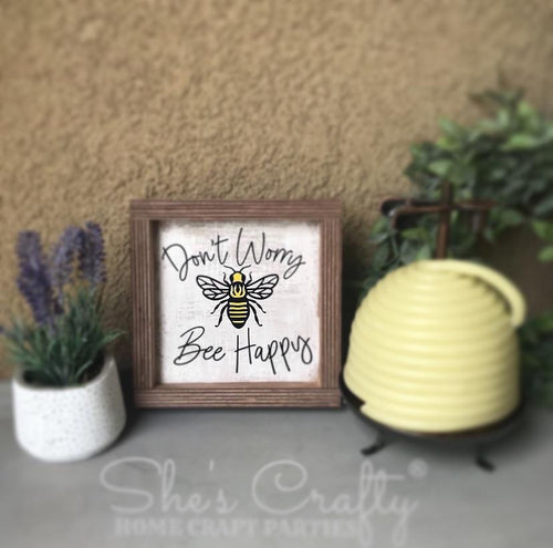 Don't Worry Bee Happy Kit