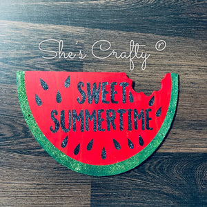 Sweet Summertime Watermelon Shape Kit