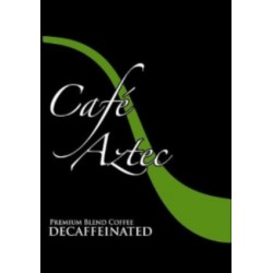 Decafe Coffee One Cup Aztec Brand