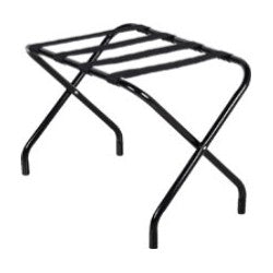 Luggage Rack Black Powder Coating
