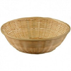 Wicker Basket 8""
