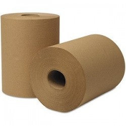 Hard Roll Paper Towel Natural - 12  CT