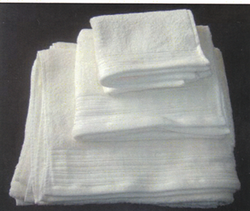 Wash Cloths Economy White12x12 1.0 Lb