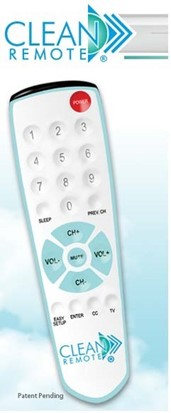 Clean Touch Pad Remote Universal