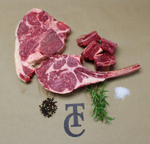 Twin creek farms Kentucky premium USDA prime aged natural Angus steaks beef meat online ribeye filet mignon porterhouse