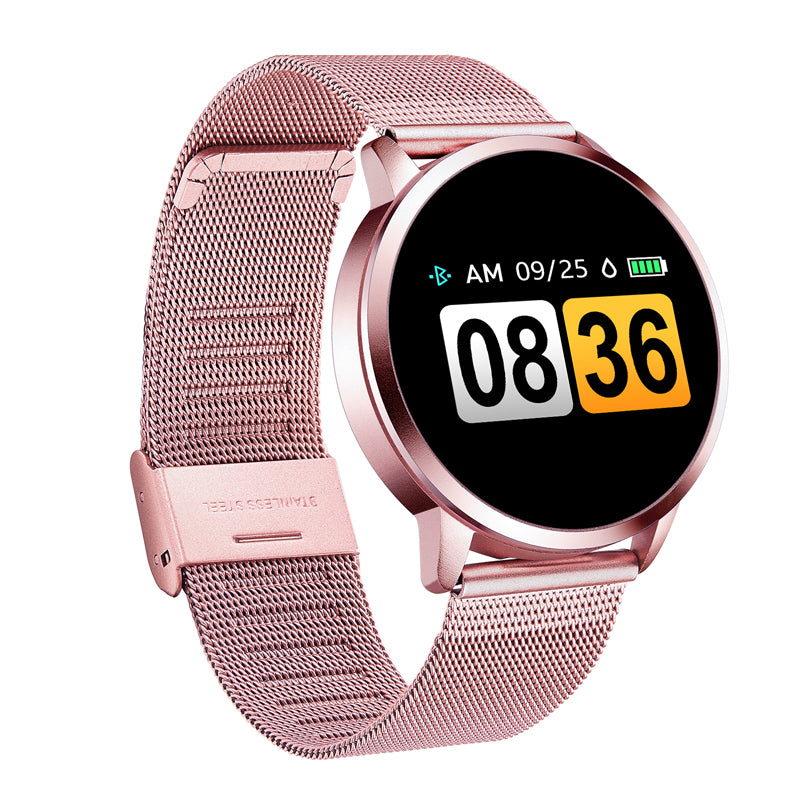 The Fabulously Fit Smart Watch