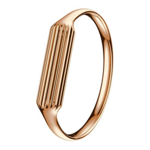 Load image into Gallery viewer, Fitbit Flex 2 Rose Gold Bangle