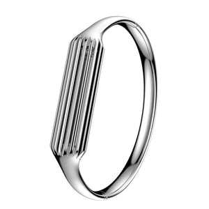 Fitbit Flex 2 Silver Bangle