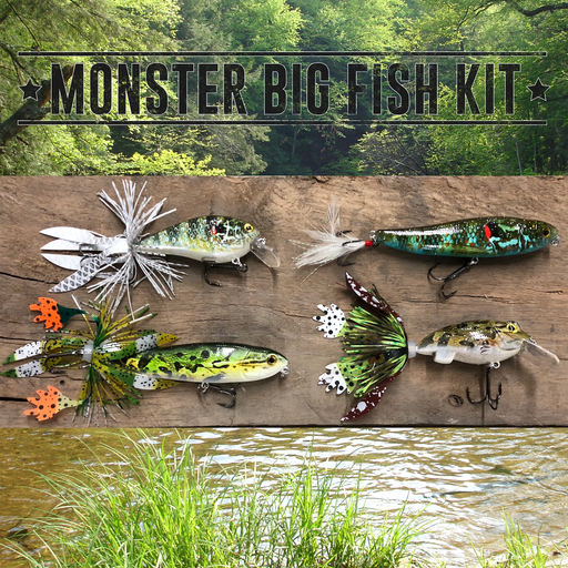 Monster Big Fish Kit