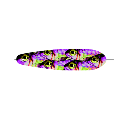 Purple Smelt Trolling Spoon
