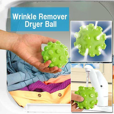 Wrinkle Remover Steam Dryer Balls