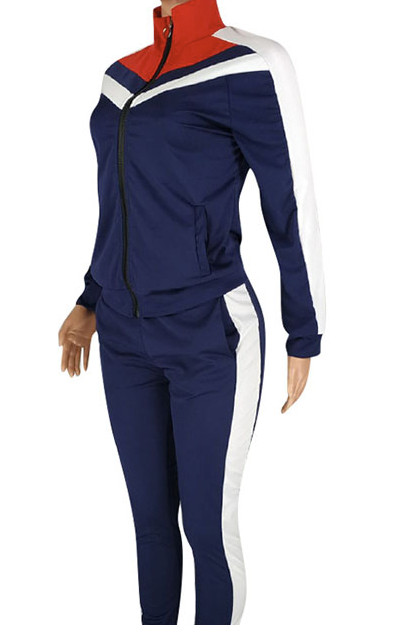 Woman Tracksuit 2 Piece Matching Sets