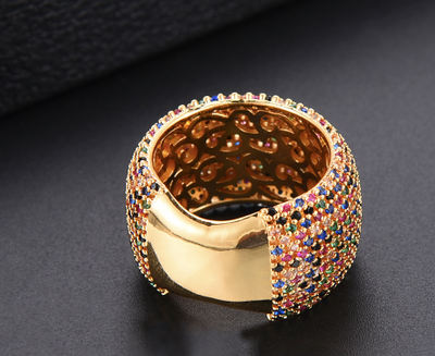2018 African Women Engagement Ring