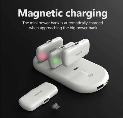 FINGER POW MAGNETIC POWER BANK