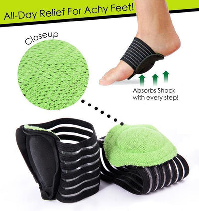 Absorb Shocking Foot Arch Support