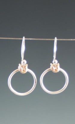 Mini Cotay Earrings