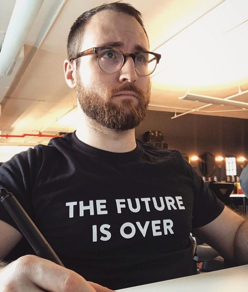 The Future is Over T-Shirt
