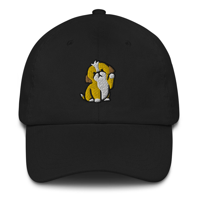 Hazel the Cockapoo Embroidered Hat