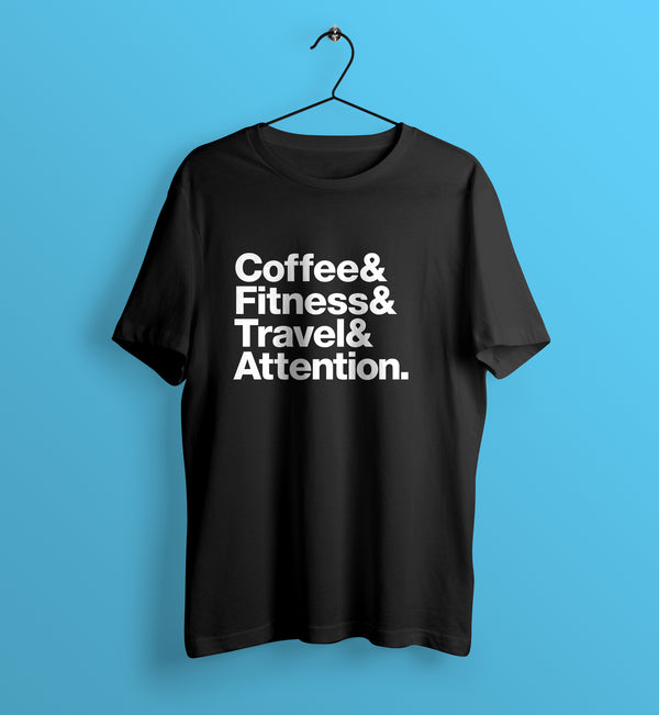 Coffee & Fitness T-Shirt