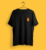 Poppers Embroidered T-Shirt