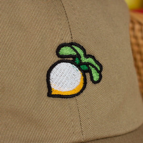 "Animal Crossing ""Inspired"" Turnip Embroidered Hat"