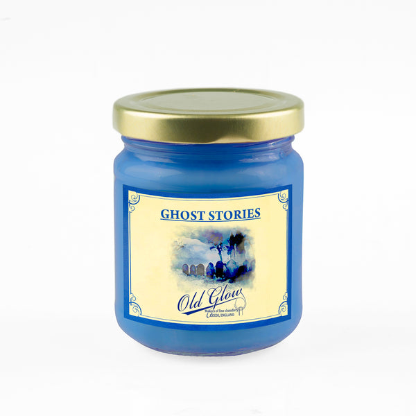 Ghost Stories Candle Jar