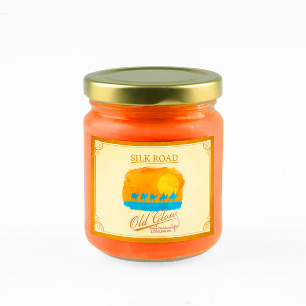 Silk Road Candle Jar